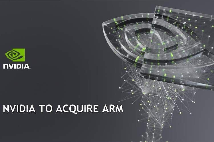 انویدیا سرانجام ARM را خرید