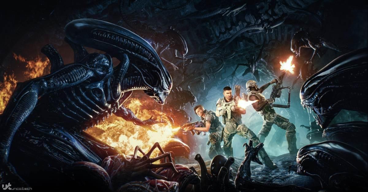 تاریخ عرضه بازی Aliens: Fireteam Elite منتشر شد